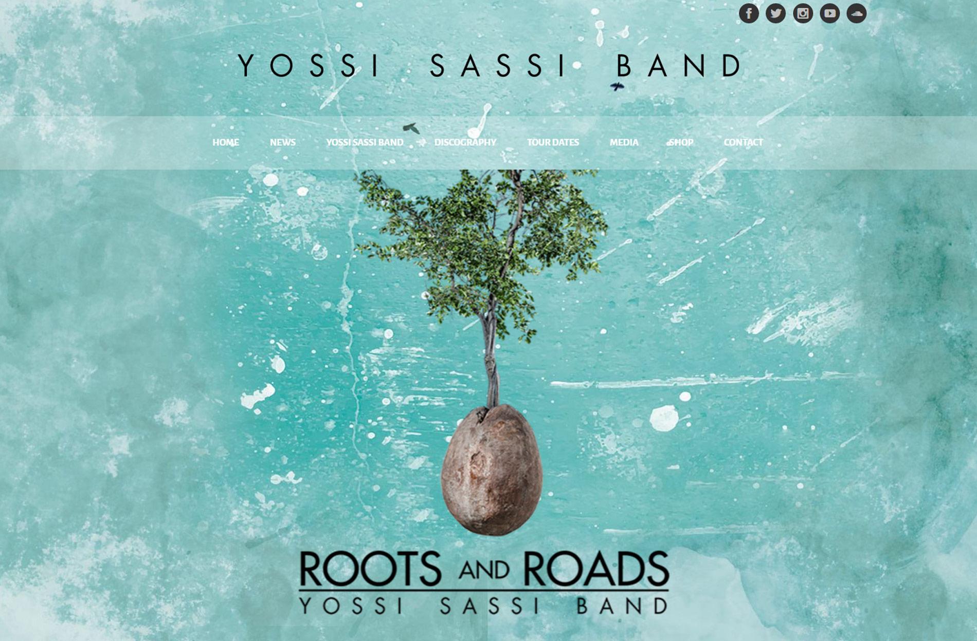Yossi Sassi Band